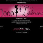 Nightbar 1000 Laternen