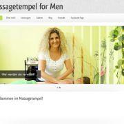 Massagetempel for Men