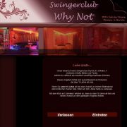 Swingerclub 'Why Not'