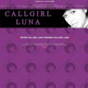 Callgirl Luna
