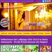 Lollypop Girls Gold