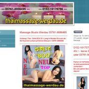 Thaimassage Werdau