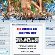COCONUT BEACH PARTYTREFF